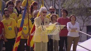 Muriel Casals, la biografia