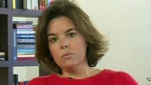 """Soraya Saénz de Santamaría demana que es tanqui la investigació abans de fer """"afirmacions gruixudes"""""""
