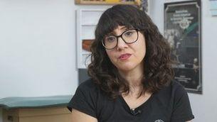 Humor revulsiu, com vestim i Melani Olivares
