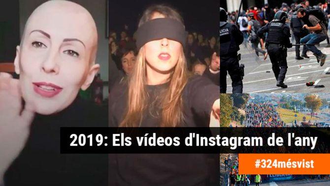 Els 10 vídeos més vistos aquest 2019 a l'Instagram del 324.cat
