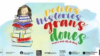 """Educar a casa 41: """"Petites històries, grans dones"""" contes sobre heroïnes desconegudes"""