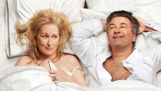 """""""No és ta fàcil"""", amb Meryl Streep i Alec Baldwin"""