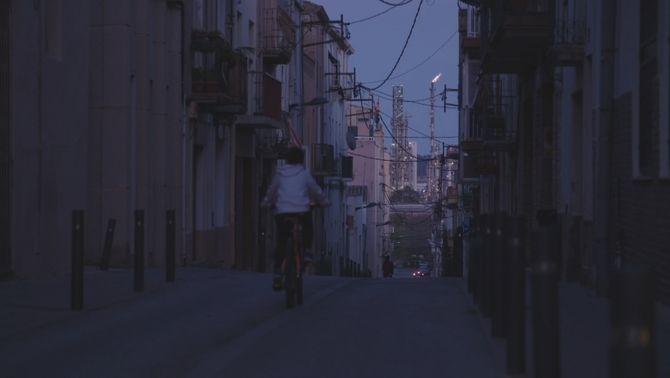 El polígon químic de Tarragona està a poc més d'un quilòmetre de nuclis habitats