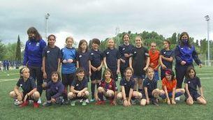 Creixen les inscripcions del futbol femení després del triplet històric del Barça