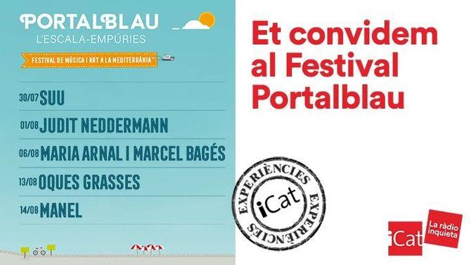 iCat - Festival Portalblau