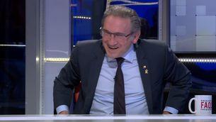 """""""Preguntes freqüents"""": el conseller Jaume Giró, la conversa de Trapero, Marcel Vivet i Ramon Gener"""