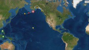 Gran sisme a Alaska de magnitud 8,2