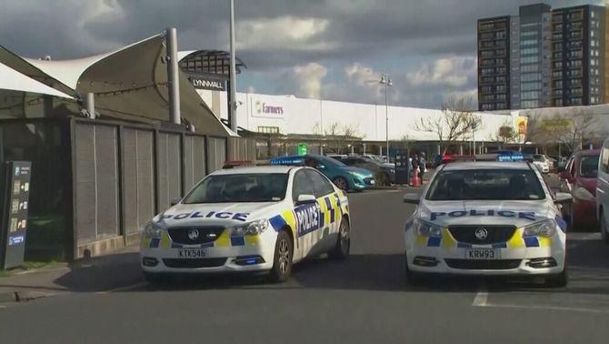Atac terrorista a Nova Zelanda amb sis ferits per arma blanca en un supermercat