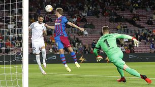 EN DIRECTE | Barça - Granada (0-1)