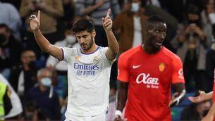 El Reial Madrid goleja el Mallorca i recupera el liderat (6-1)