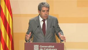 """Homs: """"Les condicions no poden ser unes altres que complir amb els plans d'ajustos"""""""
