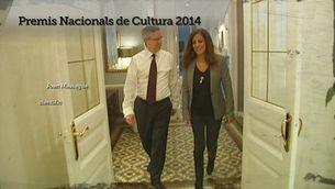 Premis Nacionals de Cultura 2014