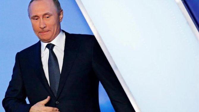 """Putin acusa els Estats Units d'estar al darrere dels """"papers de Panamà"""""""
