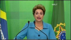 "Rousseff: ""Continuaré lluitant i afrontaré tot el procés"""