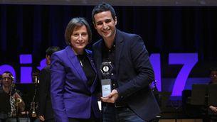 """""""Generació digital"""", premiat a la 22a Nit de les Telecomunicacions i la Informàtica"""