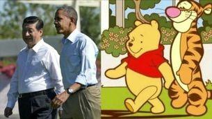 Winnie the Pooh desapareix de la xarxa a Xina per la semblança que molts hi veuen amb Xi Jinping