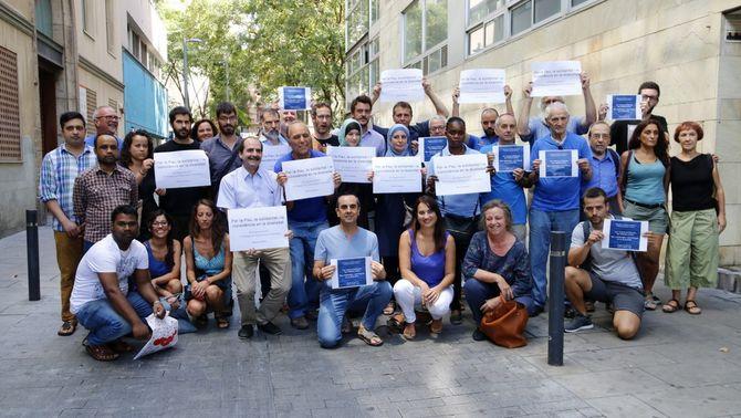 Més de 170 entitats no volen veure el rei a la manifestació #NoTincPor