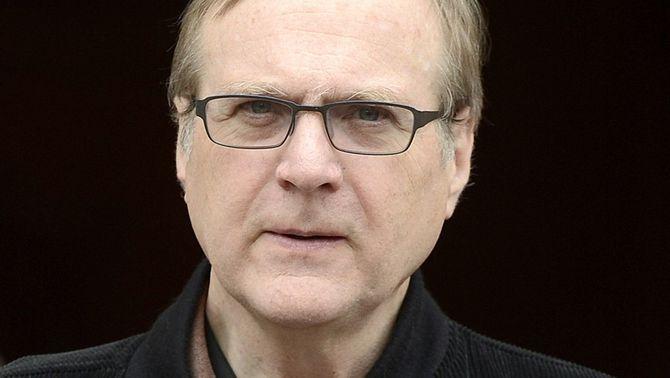 Mor el cofundador de Microsoft amb Bill Gates, Paul Allen, amb 65 anys
