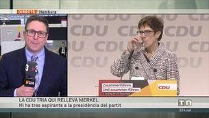 Telenotícies migdia - 07/12/2018
