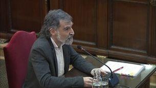 Cuixart es referma en la mobilització per defensar els drets socials