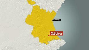 Troben el cadàver d'una dona embarassada al seu domicili de Xàtiva