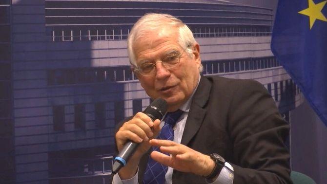 Borrell qüestiona l'aposta dels joves contra el canvi climàtic
