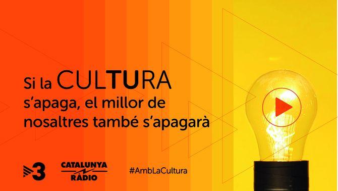 #AmbLaCultura: TV3 aposta per la programació cultural