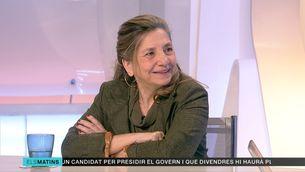 """Isona Passola: """"El cinema català ha caigut molt baix"""""""