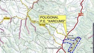 La Ponència de Renovables rebutja l'emplaçament del parc eòlic Vandellòs II perquè afecta l'àliga cuabarrada