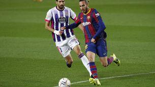 Mingueza, reforç per al Barça B