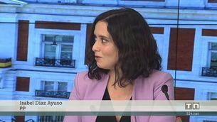 L'efecte Ayuso marca el futur de la política espanyola