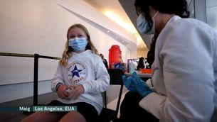 L'Agència Europea de Medicaments autoritza la vacunació a adolescents entre 12 i 15 anys