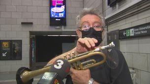 Els músics de vent tornen al metro