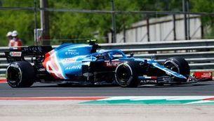 Victòria històrica d'Esteban Ocon amb Carlos Sainz tercer i Alonso quart