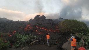 EN DIRECTE | El volcà de La Palma engoleix Todoque: els veïns s'afanyen a salvar el que poden