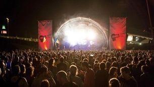 Un escenari del festival BAM