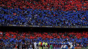 Recaptació milionària en el Barça-Madrid