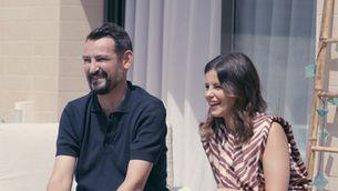 """Òscar Andreu, a l'estrena de la tercera temporada de """"Persona infiltrada"""", a TV3"""