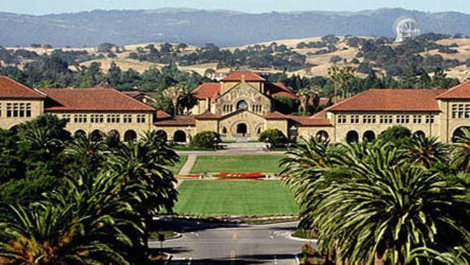 Campus de l'Universitat d'Stanford
