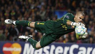 Valdés podria tornar a jugar molt aviat. (Foto: Reuters)