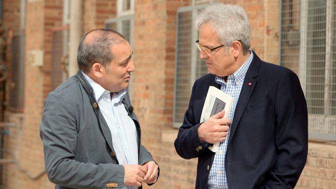 """Les millors frases del """"Retrats"""" amb l'historiador Josep Burgaya"""