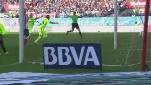 El gol de Messi al Calderón