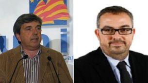 Joan Josep Malràs i Martí Barberà d'UDC