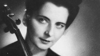Grazyna Bacewicz, 'la primera dama de la música polonesa'. Per Victòria Palma.