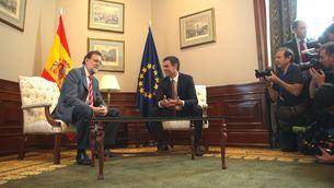 Rajoy i Sánchez, reunits al Congrés el 13 de juliol