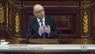 La corrupció i Catalunya centren el debat de Pressupostos