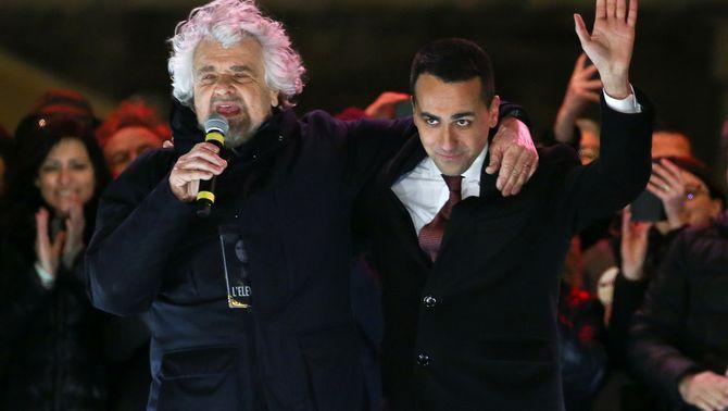 Itàlia assaja la fórmula màgica per a Europa
