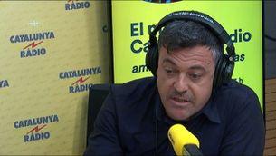 """Saül Gordillo, director de Catalunya Ràdio: """"La fidelitat a l'emissora es nota amb les audiències"""""""