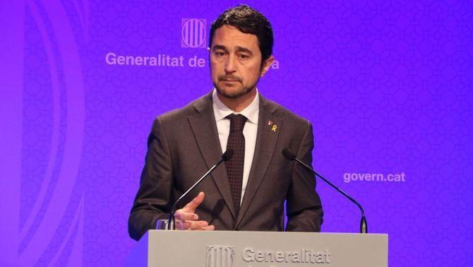 """El govern demana als taxistes i als VTCs una negociació """"sense xantatges"""""""
