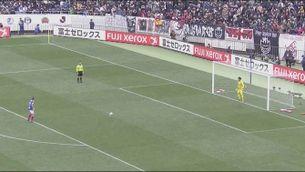 9 penals fallats a la final de la Supercopa japonesa